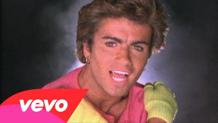 Because sometimes you need a little Wham! :: Wake Me Up Before You Go-Go