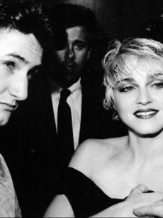 the other royal wedding of the 80's - Madonna & Sean