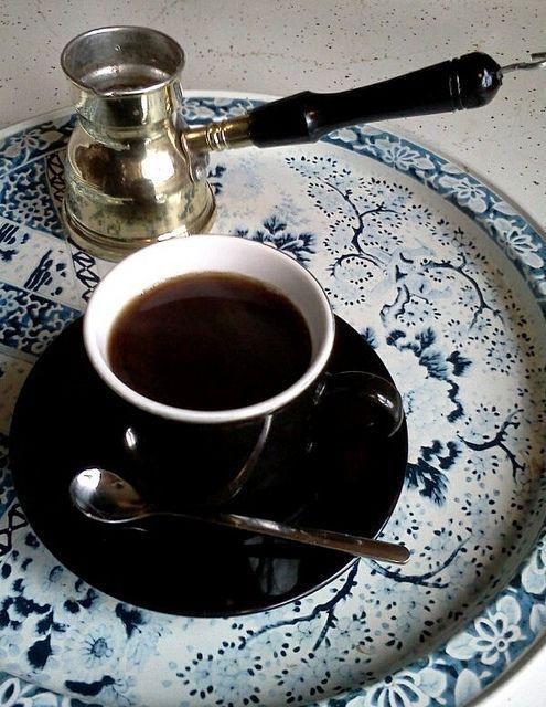 cardamom in coffee: heaven