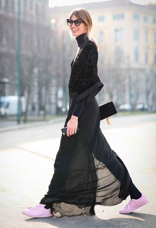 Veronika Heilbrunner Veronika Heilbrunner, es editora de la revista Harper's Bazaar en la edición alemana, y antes era editora senior de la tienda online MyTheresa. Ahí conoció a su novio, Justin O´Shea, el director de compras de la web.