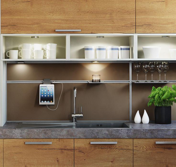 13 best Küchen Planungen   Umsetzungen images on Pinterest - küchenzeile kleine küche