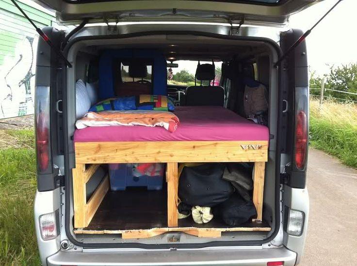die besten 25 opel vivaro camper ideen auf pinterest. Black Bedroom Furniture Sets. Home Design Ideas