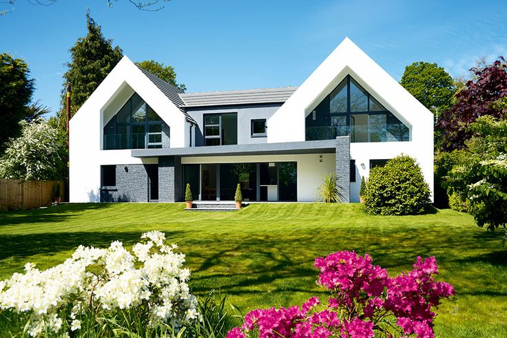 Stuart and Elmarie Ward have created an impressive contemporary family home on a budget thanks to a radical rejig of their dated bungalow