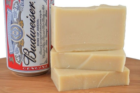 Hey, I found this really awesome Etsy listing at https://www.etsy.com/listing/62260305/best-bud-beer-soap-made-with-budweiser
