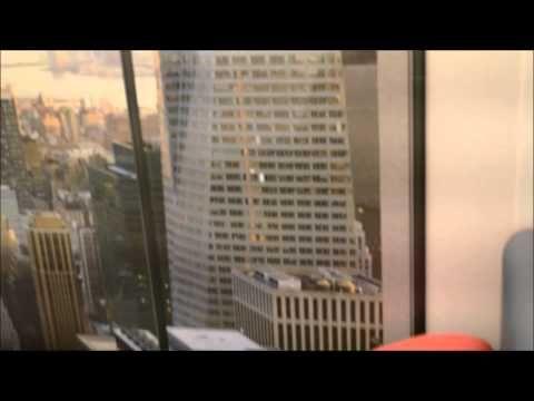 """Cz. 5 - Remont pokoju 16 - latka z fototapeta """"New York"""""""