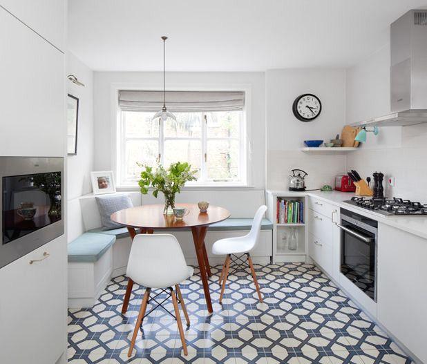 essplatz in kleiner küche 12 platzsparende avec kleine