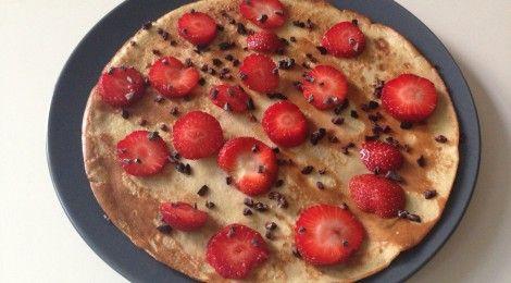 Recept: glutenvrije quinoa pannenkoekjes