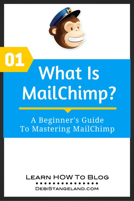 If you are ready to expand your reach and grow your blog, then it's time for you to start building your email list. The best tool to help you do this is MailChimp. What is MailChimp? Find out in this beginner's guide. Learn how to master this powerful email list-building tool and grow a blog you love. ★ Learn HOW To Blog ★