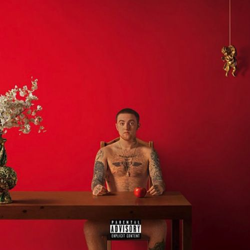 Mac Miller - Watching Movies With The Sound Off Listening Party | Video