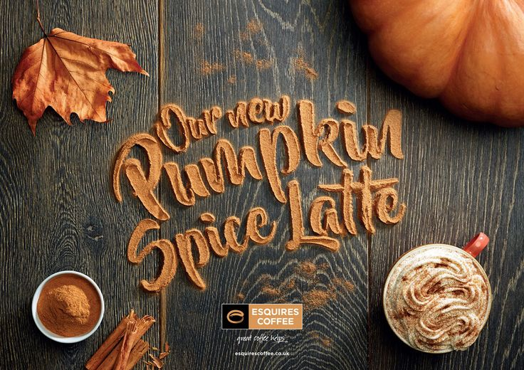 Esquires' Pumpkin Spice Latte is the coffee chain's hero product for Autumn 2016. Go Creative were asked to produce a key visual that captured the Esquires brand points of being artisan and handmade, whilst conveying the products ingredients as authentic …