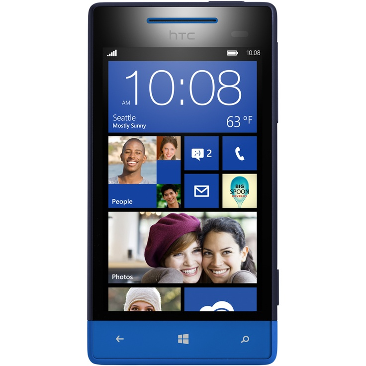 Three UK HTC Windows Phone 8S Smartphone Available Now for Free, Review, Specs and Price