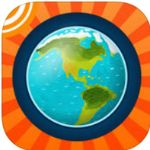 10 Best Geography Apps for kids, including apps for kids in preschool to college - game apps, atlas apps - all are fun apps that kids will love.