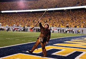 With West Virginia University's move to the Big 12 Conference pending, the school is considering bids for third-tier rights for broadcast of its sports events.