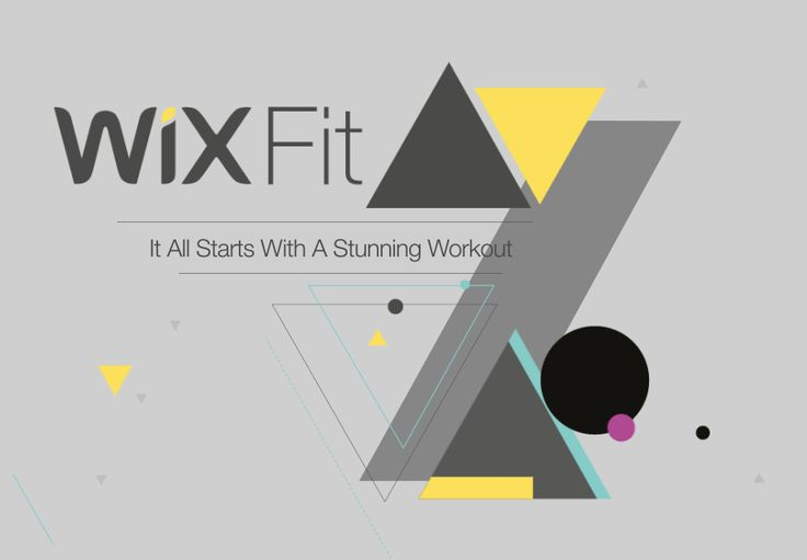 Wix's own in-house fitness studio. We designed a website, schedule, emails and merchandise.