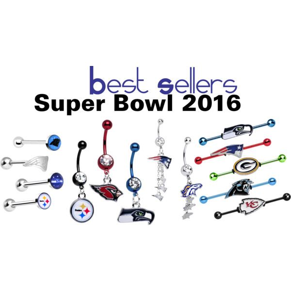 Super Bowl 2016 Team | Best Selling Body Jewelry | Body Candy Body Jewelry