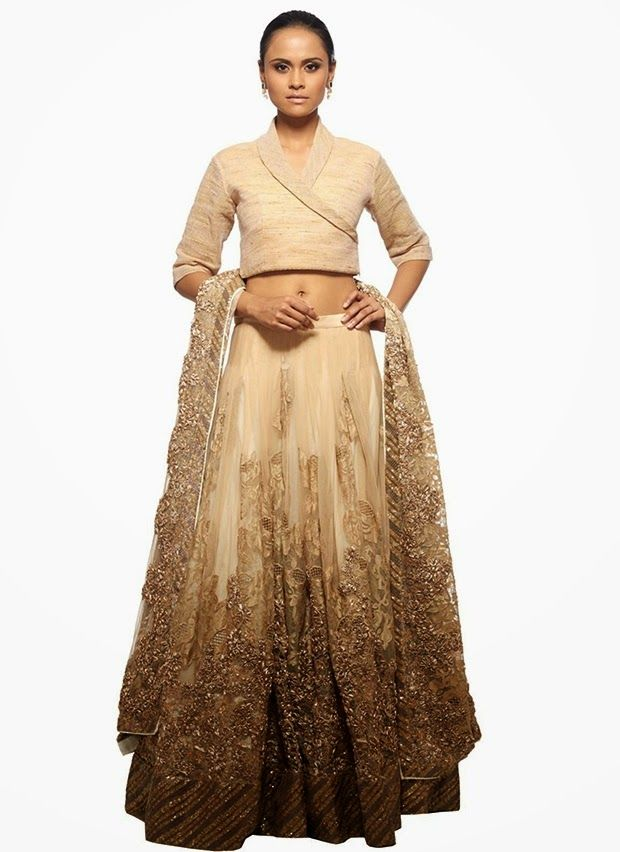 Fashion: Designer Neeta Lulla Launches Her Festive Gold Collection of 8 Stunning Outfits