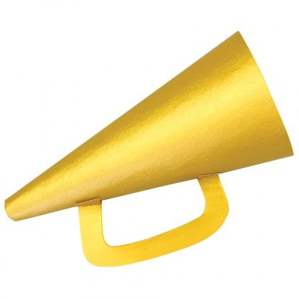 Learn about commemoration with this simple craft Bugle.