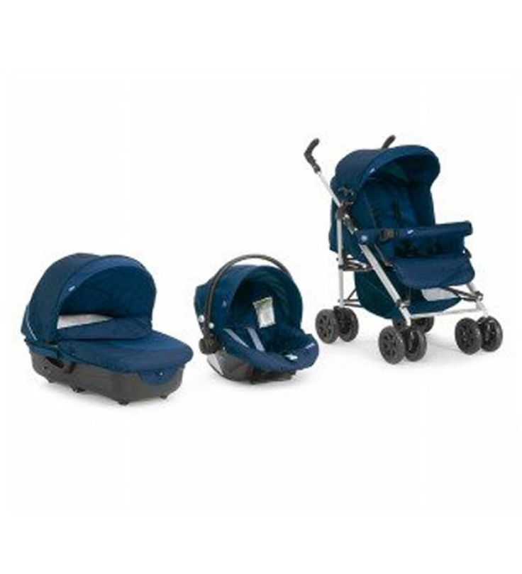 Chicco TRIO ENJOY FUN BLUE Stroller:-Chicco Trio Enjoy Fun Blue A travel system, that develops with the child from birth to 3 years of age. It uses the