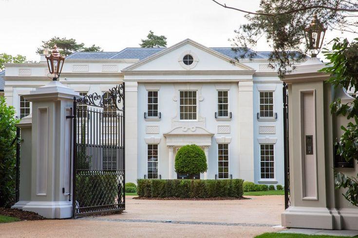 Neo-Palladian Mansion – £16,750,000 | Pricey Pads