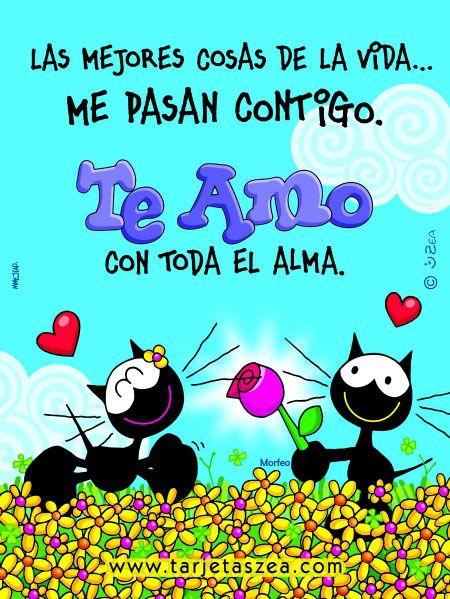 17 Best images about Amor y Amistad on Pinterest | Amigos, Tu y yo ...
