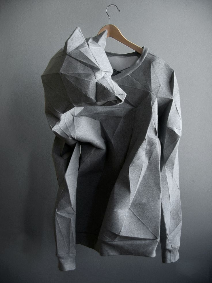 Fashion M // Geometric Deconstruction