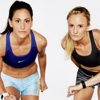 Build Up To Boston - Shalane Flanagan & Kara Goucher | Runners World