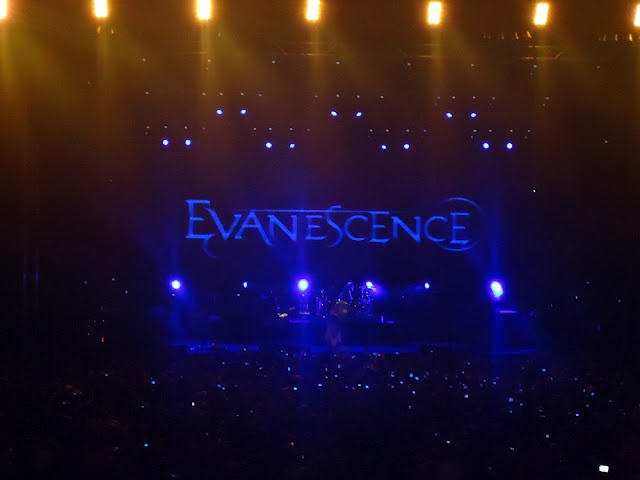 247square: CONCERT | Evanescence Live in Beirut, Lebanon | 2012