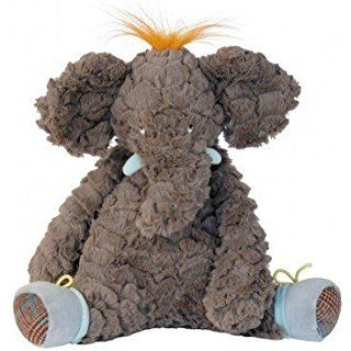 "Moulin Roty Bazar Bo Elephant 10"" Plush Toy"