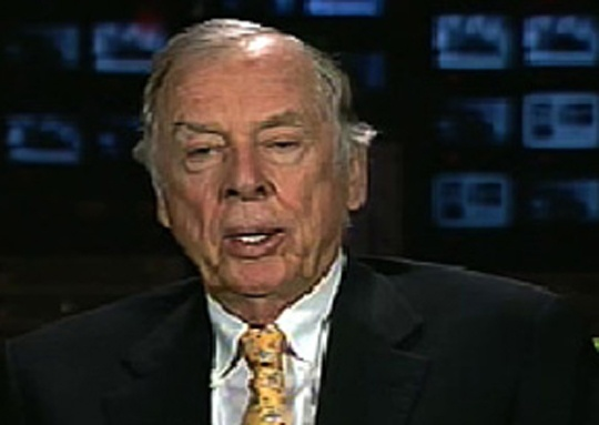 Millionaires Who Give Money Away to Individuals - Ask T Boone Pickens for Money.