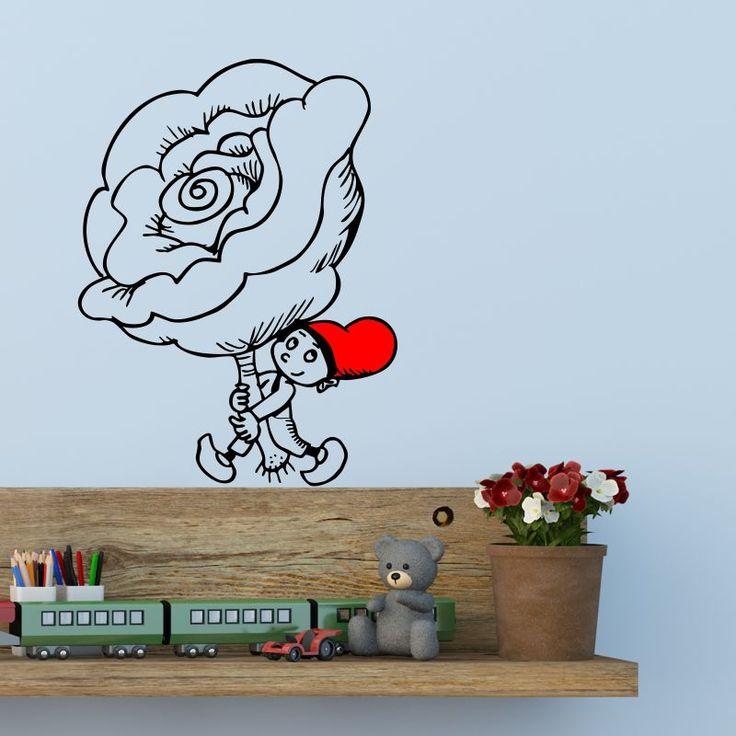 La prestigiosa ilustradora catalana Pilarín Bayés ha dibujado a Pulgarcito/Patufet protegido con la col para un vinilo decorativo de Stickway.