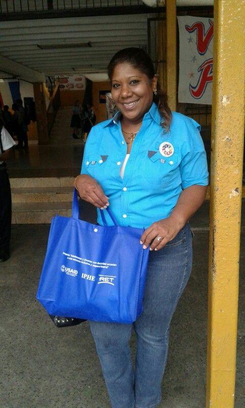 Trabajo con la Comunidad Sorda en Prevención de Desastres