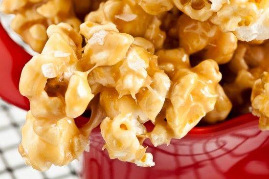 Chewy Soft Caramel Corn