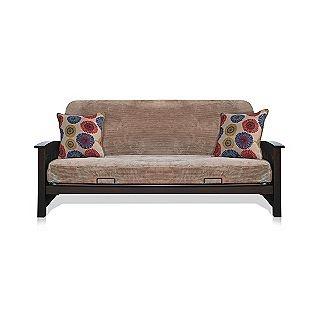 American Furniture Alliance -Flower Power Paradise Full Size Futon Cover Set