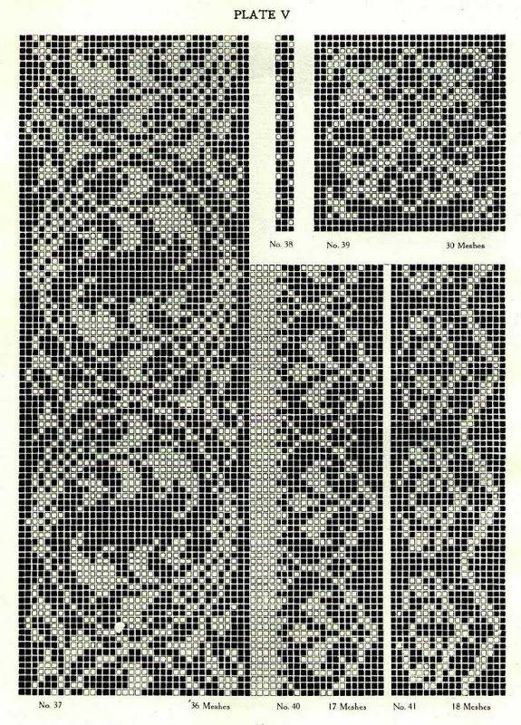 Filet Crochet vol. 4