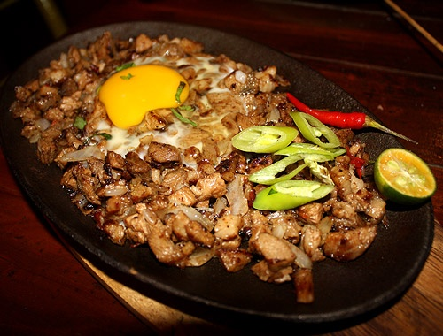 sisig@: El Chupacabra at Felipe St., Makati | EAT+DRINK | What's New ...