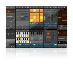 The first ever Native Instruments app is an intuitive beat sketchpad based on MASCHINE's groove production studio concept. iMASCHINE is perfect for developing song ideas anytime, anywhere – Play and record drums on the 16 pads, jam a melody on the keyboard, sing on top of your loops via the built-in audio recorder or create your own unique sample banks from any source.