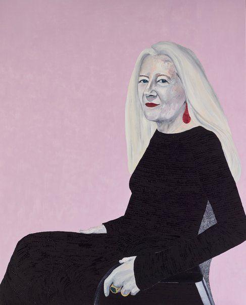 PIN ➕ INSTA: @sophiekateloves ✔️ Sally Ross: Roslyn :: Archibald Prize 2016 :: Art Gallery NSW