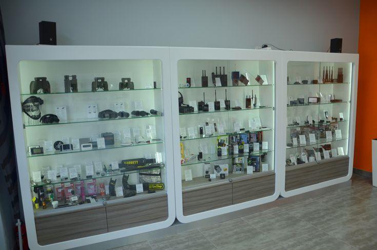 prezentacja produktów w salonie w Gdyni