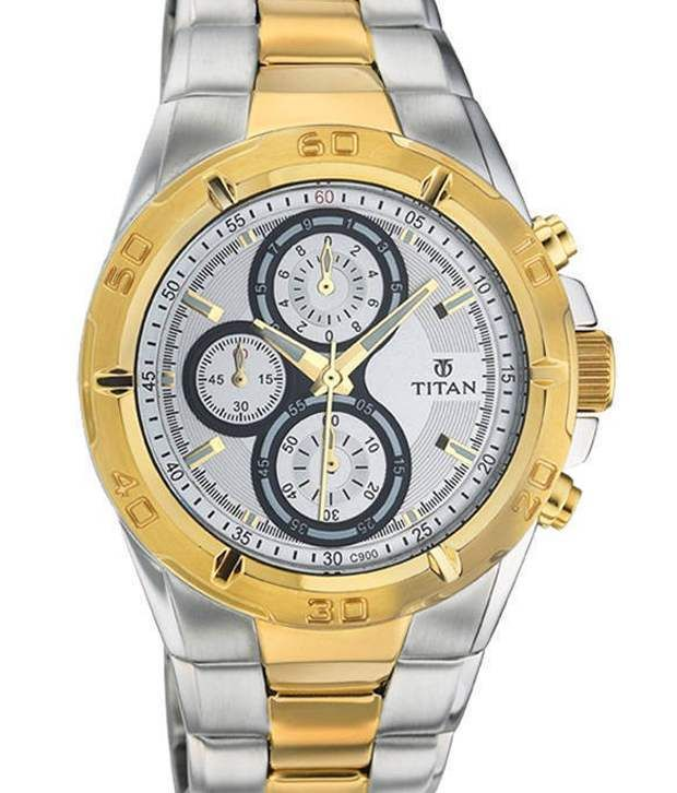 Titan Octane NE9308BM01J Men's Watches