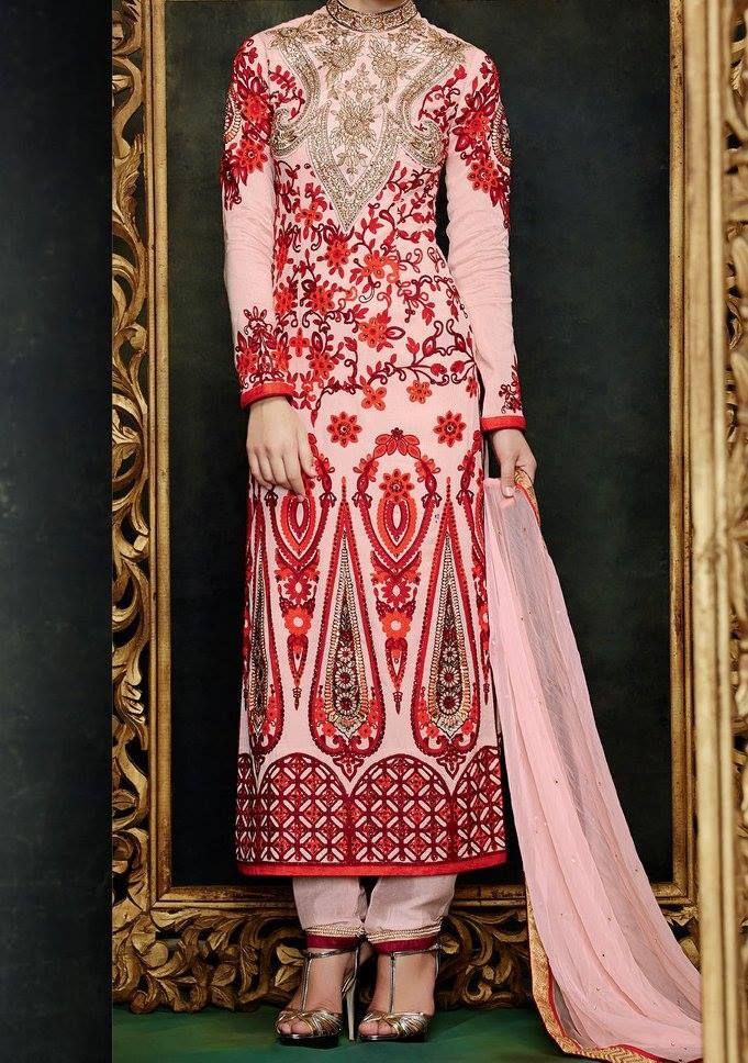 Chenam Kimora Royal Begum Designer Salwar Suit, Price: US $97.