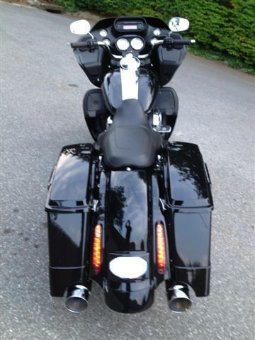 Harley-Davidson : Touring 2012 Harley Davidson Road Glide Custom