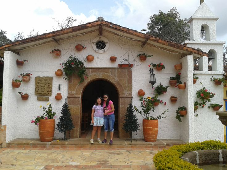 Capilla, Colombia Tierra Querida en la Mesa