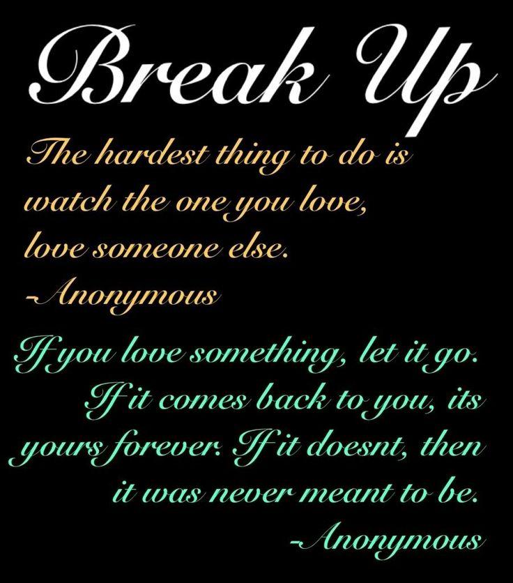 Break suck ups