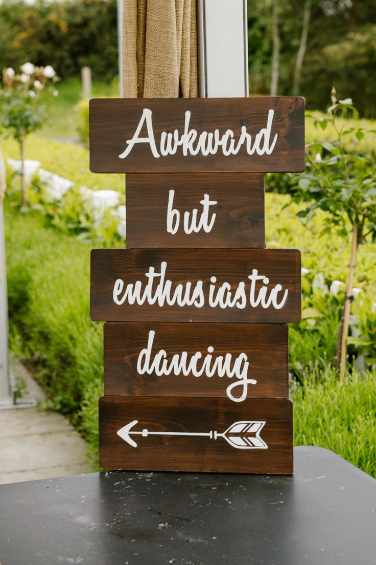 Dance floor sign #dance #wedding #sign #celebrant #weddingdecor #venuestyling #ceremonies