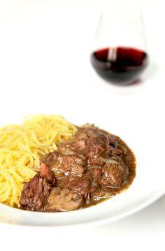 La Cuisine de Bernard : Bœuf Bourguignon
