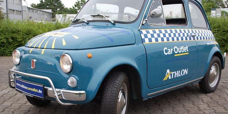 Fiat 500 L (1970) - Athlon Tour of the Century