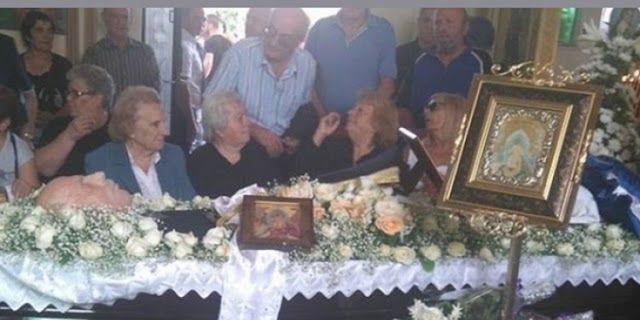 ΚΡΗΤΗ-channel: Η κηδεία του Στυλιανού Παττακού στην Κρήτη (ΦΩΤΟΓΡ...