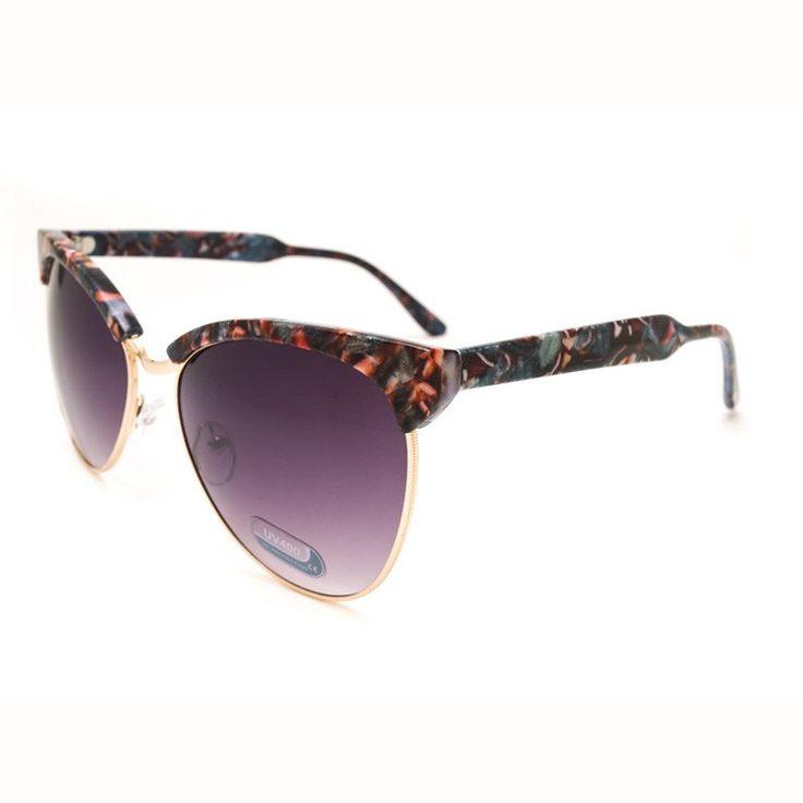 """Γυναικεία Γυαλιά Ηλίου Clubmasters """"TAORMINA""""   €15.90"""