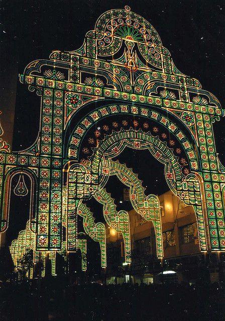 Christmas in Kobe Luminarie (light festival)| Japan