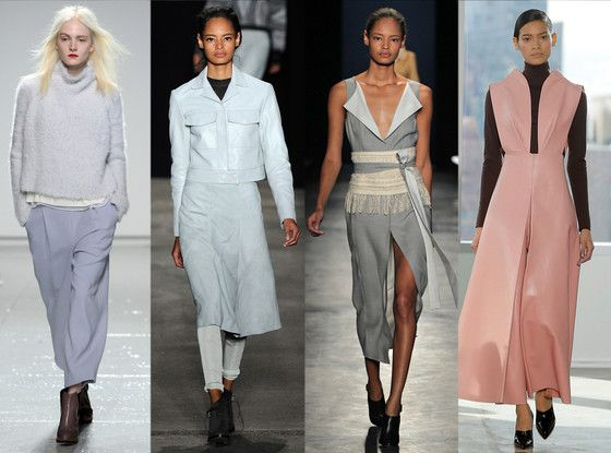 In Case You Missed 'Em: Here Are the Biggest Trends From the Fall 2014 Runways